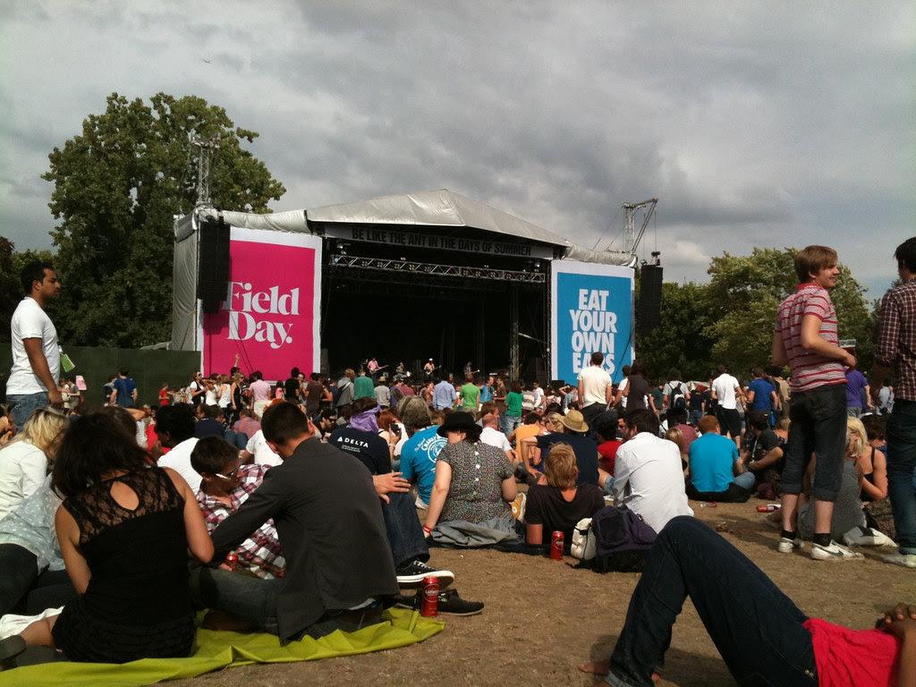 Field Day 2010, London