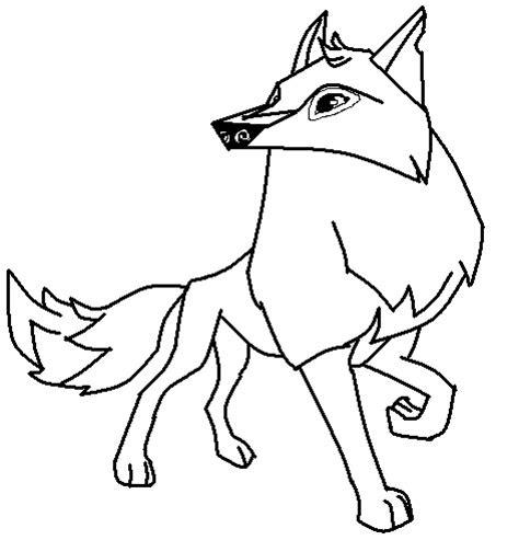 aj arctic wolf base  breezycheeks  deviantart