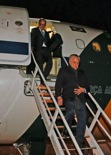 Chegando a Portugal