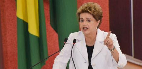 Dilma fez a declaração durante cerimônia de lançamento da terceira fase do MCMV / Foto: Antonio Cruz/Agência Brasil