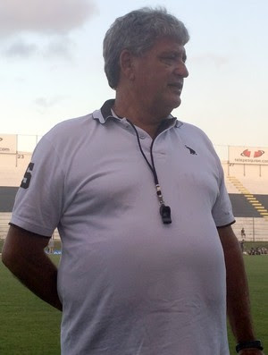 ABC - Geninho, técnico (Foto: Carlos Cruz/GloboEsporte.com)