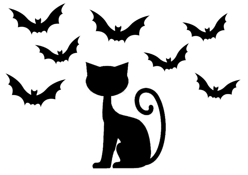 Dessin De Chat Noir A Imprimer Les Dessins Et Coloriage