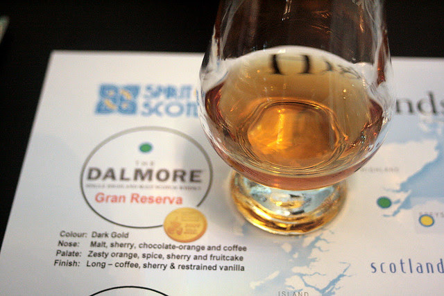 Dalmore Gran Reserve whisky from the highlands