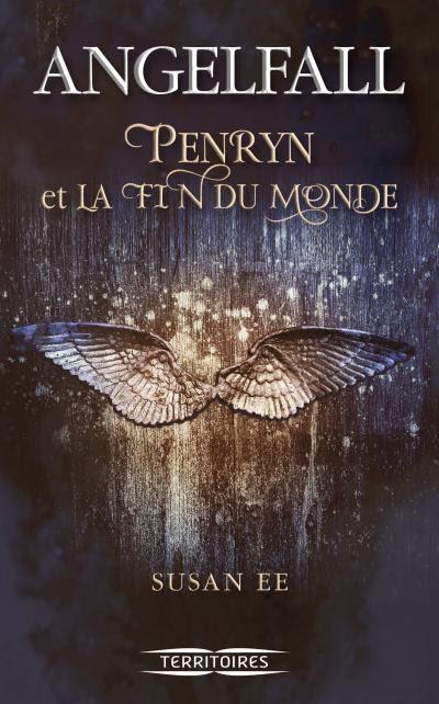 Couverture Penryn et la fin du monde, tome 1 : Angelfall