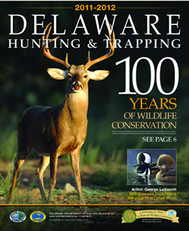 Delaware Hunting Trapping Guidecover