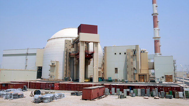 Iranian nuclear reactor in Bushehr. The new US administration is an opportunity for Israel to fix the failures of its conduct in the summer of 2015 (Photo: Reuters)