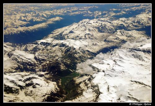 Italie - France - Alpes