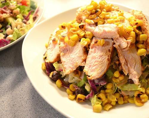 Southwest-Style Chicken Salad