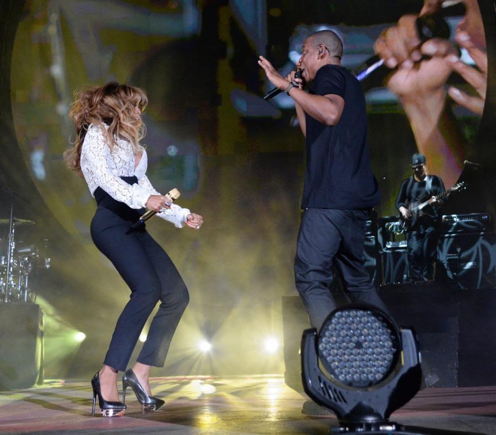 Jay Z & Beyonce : Global Citizen Festival 2014 photo 456230620.jpg
