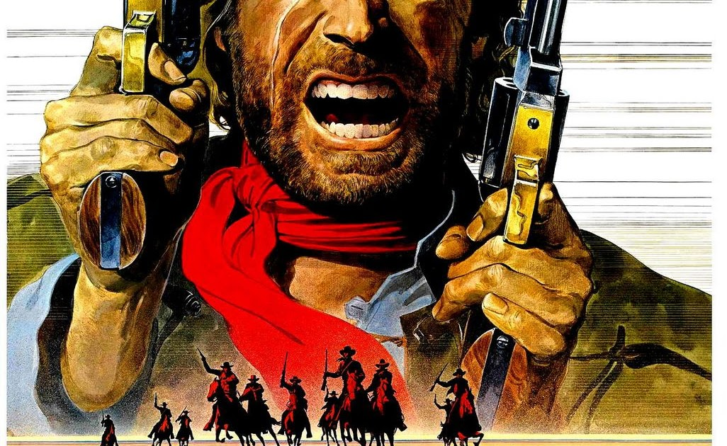 Hellbent for Letterbox: The Outlaw Josey Wales (1976)