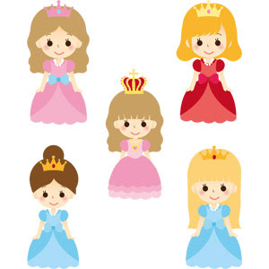 王女プリンセス Gahag 著作権フリー写真イラスト素材集
