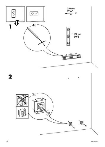 Off On A Tangent Ikea Minde Mirror Instructions Why 9 7 8