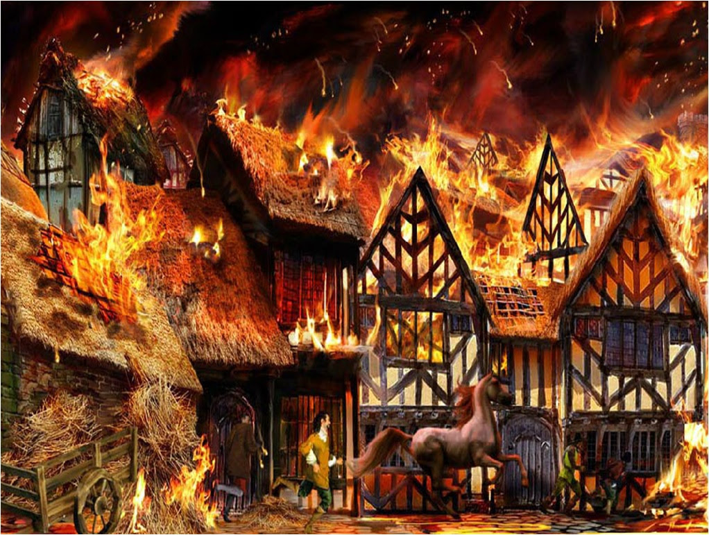 YR 7: The Great Fire of London 1666