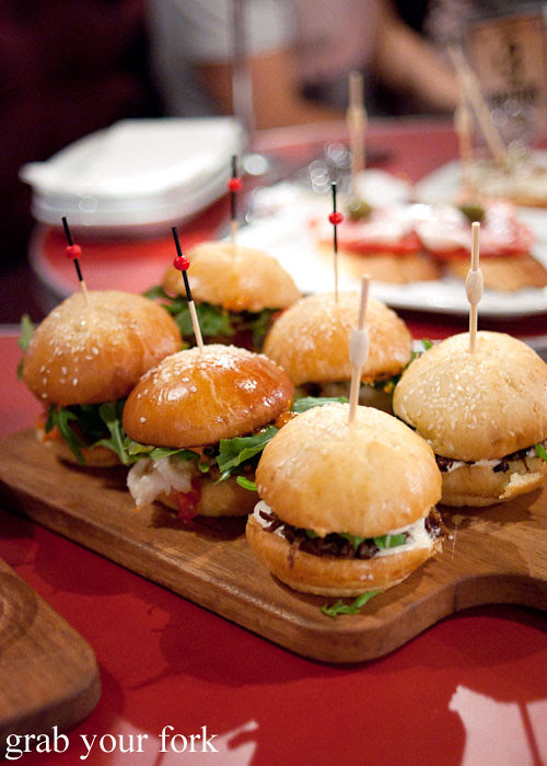 Sliders at The Carrington Surry Hills