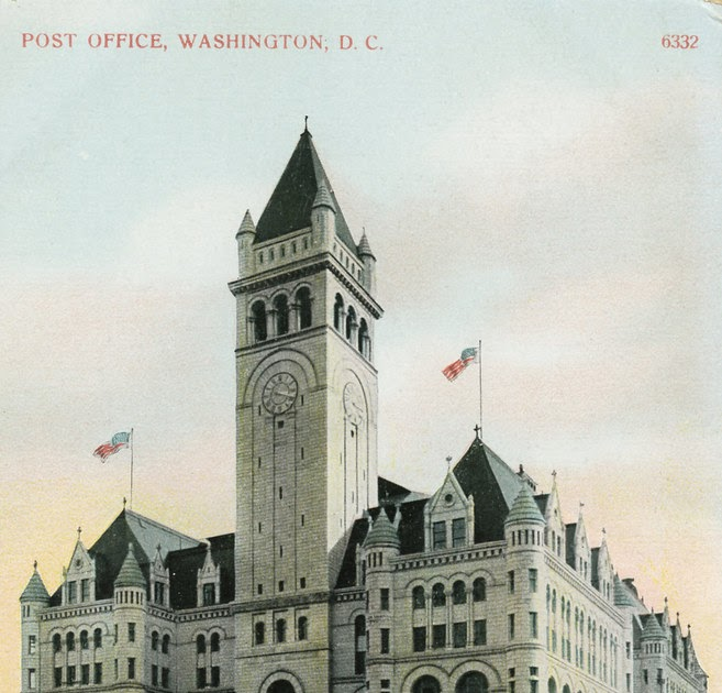 The Old Post Office, a stand-out on Pennsylvania Avenue