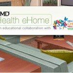A virtual Healthe Home was created to educate parents about safer alternatives in their home environment