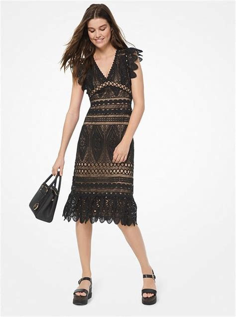 MICHAEL KORS Medallion Lace Dress ? Today's Fashion Item