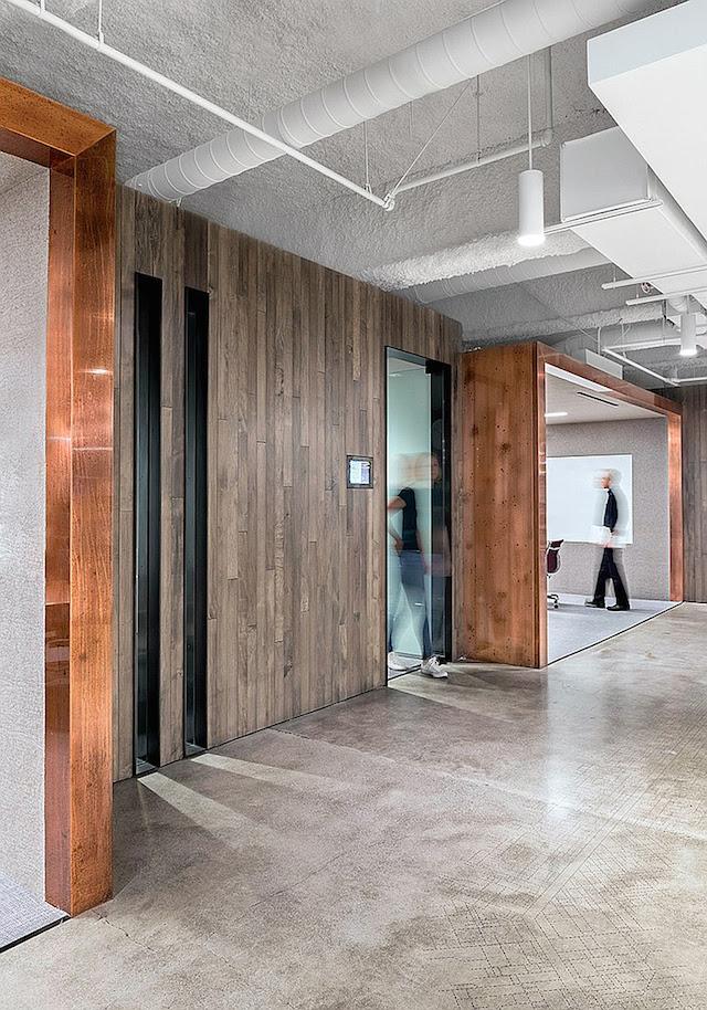 Inside Uber Office in San Francisco