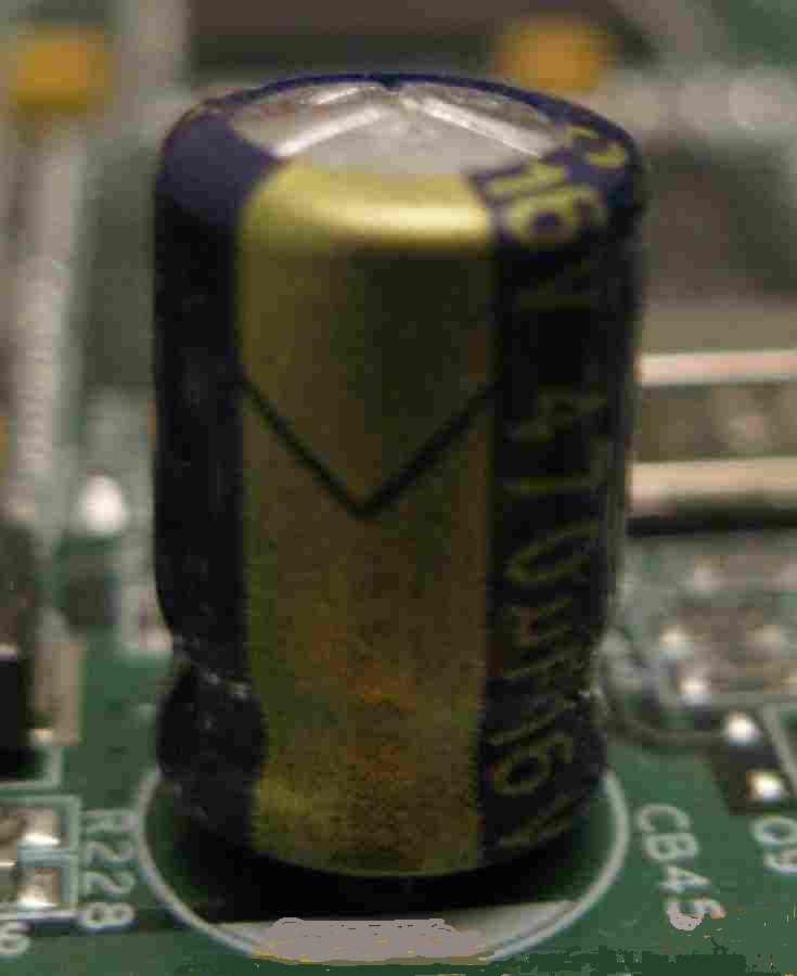 Bad Capacitor