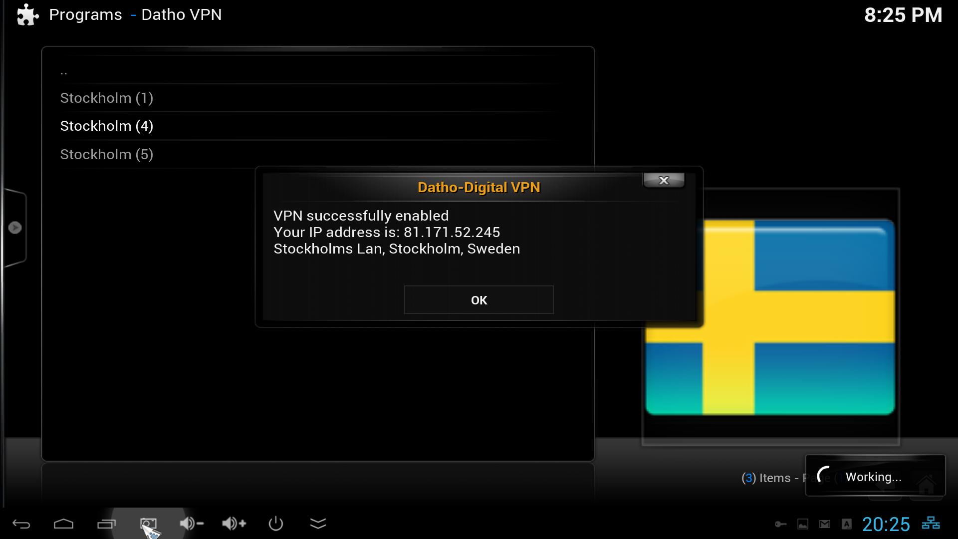 Datho Vpn Android Kostenloser Kanadischer Proxy