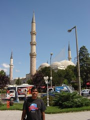 Mosque Of Three Balconies, Edirne, Turkey