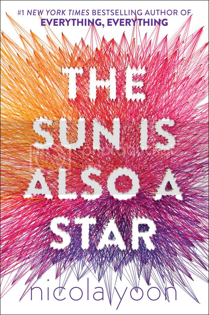 https://www.goodreads.com/book/show/28763485-the-sun-is-also-a-star