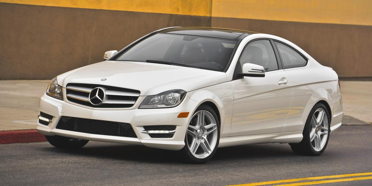 2014 Mercedes-Benz C-Class | Consumer Guide Auto