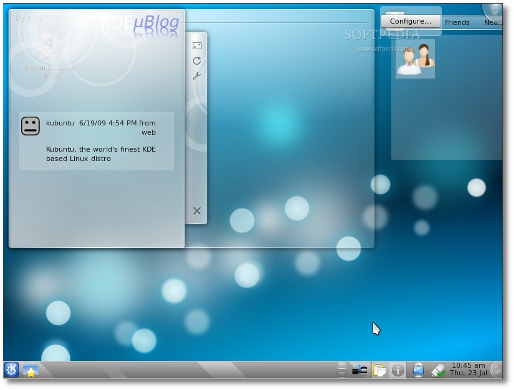 Kubuntu 9.10