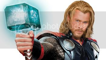 Thor movie costume