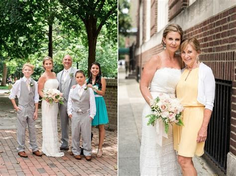 Downtown Philadelphia Wedding at Talula's Garden   Kelly