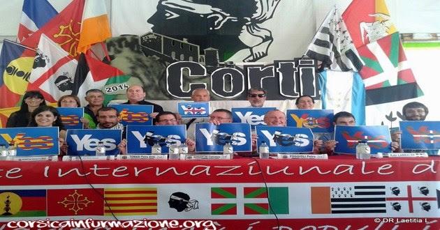 #Corse 200 #Photos + 11 #vidéos des #GhjurnateDiCorti 2014 #YesScotland #FreeGaza