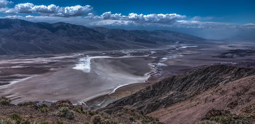 Death Valley Scene