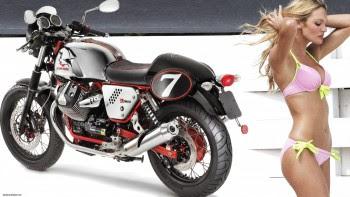 2012 Moto Guzzi V7
