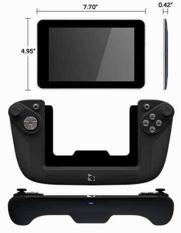 The Wikipad: A Tablet Designed for Gaming