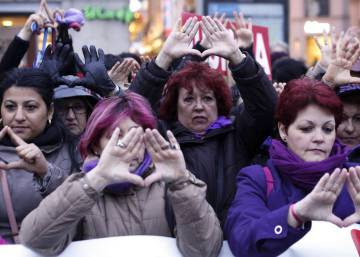 Spanish courts hear 426 domestic violence complaints every day