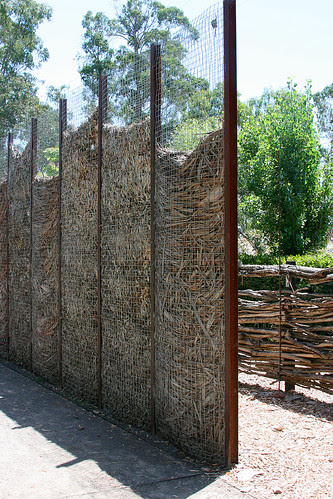 composting fences