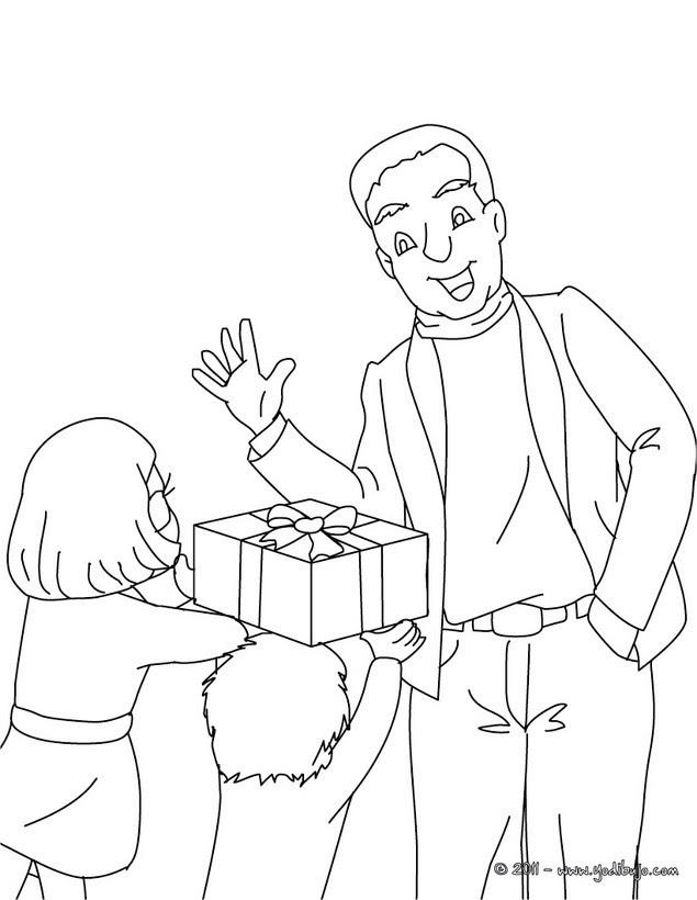 Dibujos Para Colorear Dia Del Padre 20 Dibujos Dia Del Padre Para