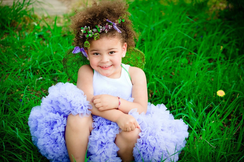 Sweetheart Pettiskirt - Lilac Purple