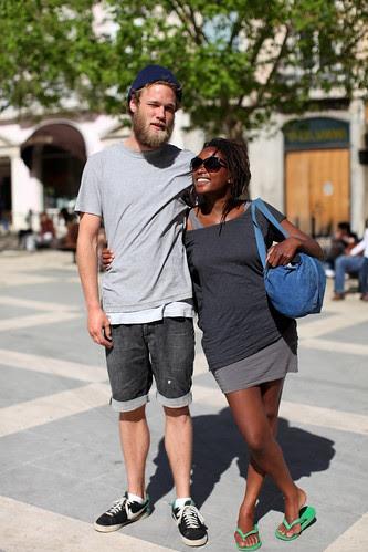 O exótico casal dinamarquês