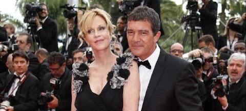 Antonio Banderas habla de las adicciones de su mujer, Melanie Griffith