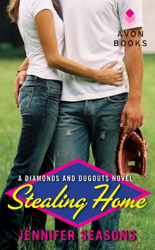 Stealing Home: A Diamonds and Dugouts Novel by Jennifer Seasons