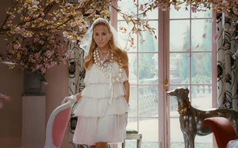 Lanvin Wedding Dress ? Sex and the City (2008) Movie