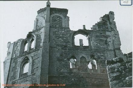 Guerra Civil en Toledo. Dependencias militares de Capuchinos y picadero