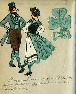 St. Patrick's Day 1920