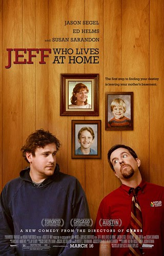 JEFF WHO LIVES AT HOME - Movie Poster