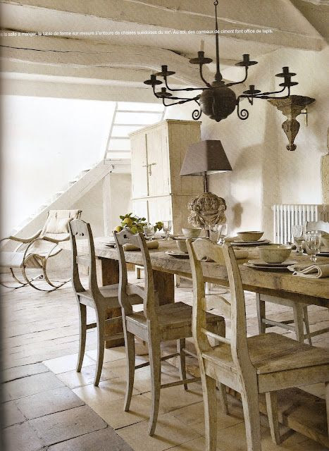 lovely French interior...
