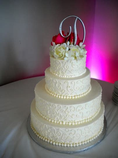 Sugar Plum Bakery   Wedding Cake   Virginia Beach, VA