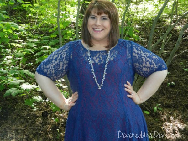 What I Wore: Brunching in Lace