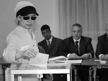 Moroccans voted in a multi-party elections on November 25, 2011. The moderate Islamic Justice and Development Party (PJD) has won the most seats in the parliament. by Pan-African News Wire File Photos