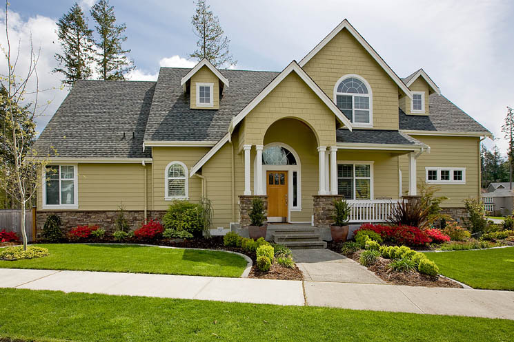 Beautiful Exterior House Paint Ideas